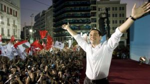Syriza swept into power in Greece