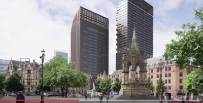 proposed Bootle St towers