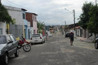 A favela in Fortaleza